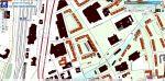 fragment mapy Gdańska