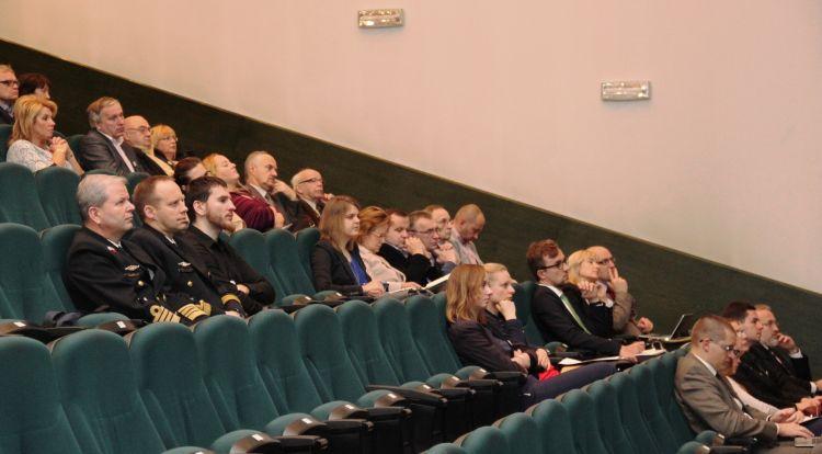 Uczestnicy otwartego posiedzenia Rady IIP