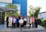 Uczestnicy spotkania w Warszawie