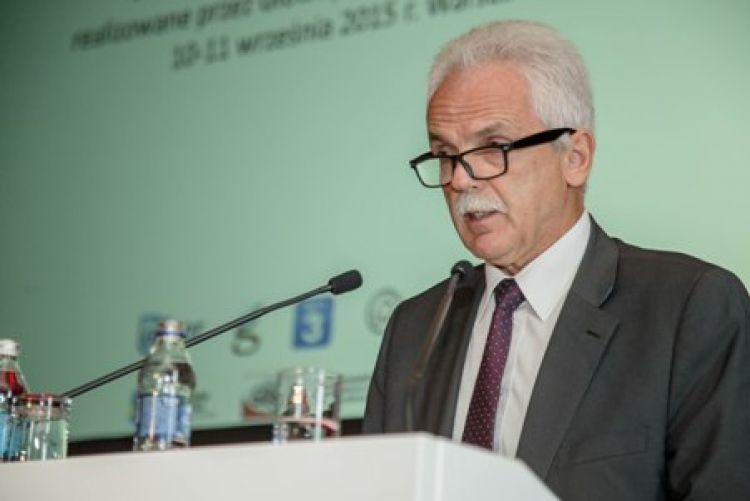 MInister Stanisław Huskowski